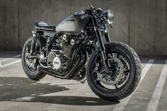 Cafe Racers, Bobbers, Trackers, custom and classic motorcycle parts.