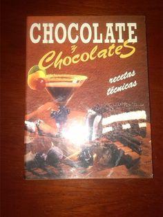 Título: Chocolate y chocolates, recetas técnicas / Autor: Hachet, Sophie / Ubicación: FCCTP – Gastronomía – Tercer piso / Código:  G 663.92 H12
