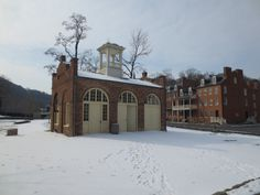 John Brown's Fort, Harpers Ferry National Historical Park, Harpers Ferry, W.Va.