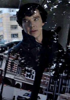 Benedict Cumberbatch as Sherlock BBC