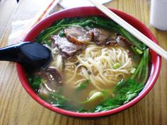 Tasty Hand-Pulled Noodles - Beef hand-pulled noodles