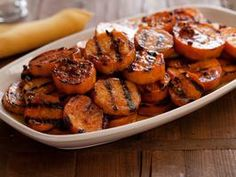 Delicious roasted sweet potatoes recipe that tastes even better with Carapelli olive oil! www.carapellitastesoftuscany.com