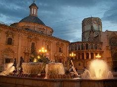 Valencia's old town - I wanna go back!