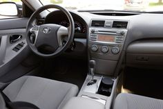 What you should know when buying a used Toyota Camry 2007-2011