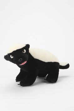 Urban Outfitters - Honey Badger Plush Figure