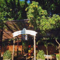 Em Ribeirão Preto tem Biergärten? Tem siiiim!