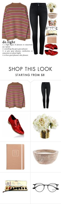 """""""Everything is possible, the impossible just takes longer."""" by holly-k15 ❤ liked on Polyvore featuring Ray-Ban"""