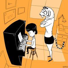Los increíbles talentos de los asiáticos se cultivan, muchas veces, a costa de su infancia. ¿Hasta donde deben llegar los padres en su deseo de preparar a sus hijos? - El Definido