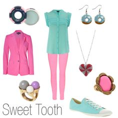 Sweet Tooth ~ Holy Musical B@man ~ Starkid. I want this so bad