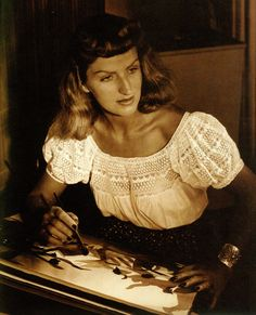 Mary Blair- the woman who colored my childhood and I didn't even know it until now.....