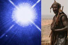 Astronomia da tribo Dogon sugere contacto com alienígenas