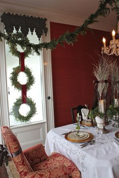 5th and state: Our Christmas Showhouse