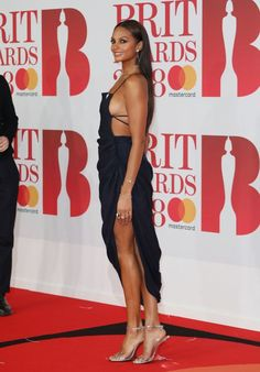 Alesha Dixon – 2018 Brit Awards in London Alexa Dixon, Celebrity Photos, Celebrity Style, Cocktail Party Outfit, Women In Music, Good Looking Women, Tv Presenters, Celebs, Celebrities