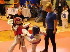 Η πρώτη επαφή του παιδιού με τον αθλητισμό!
