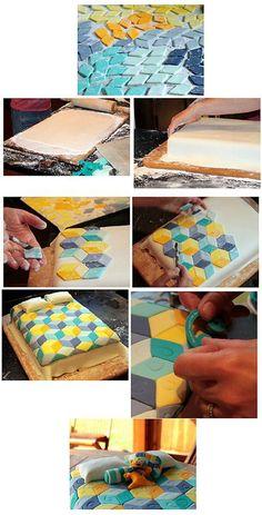 33 ideias de como montar um bolo infantil - Dicas da Japa