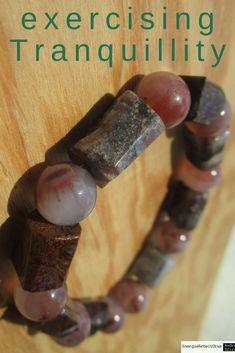 * AURALITH PIETERSIT ARMBAND * Auralite Pietersite Bracelet* Healing, Gemstones, Ebay, Detail, Bracelets, Armband, Bracelet, Therapy, Gems