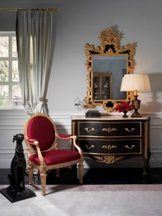 Impero chest of drawers