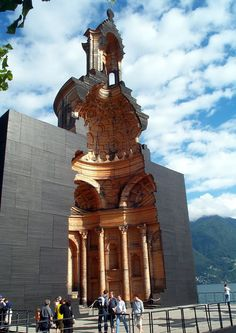 forma es vacío, vacío es forma: Francesco Borromini - Mario Botta - San Carlino - arquitectura, barroco
