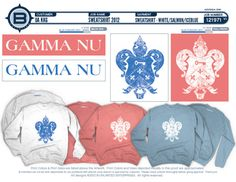 It's beginning to look a lot like sweatshirt season. Check out the Comfort Colors sweatshirts @KKGArkansas has!    Twitter / Recent images by @b-Unlimited    #Sorority #Sweatshirts #T-Shirts #Sororities #ComfortColors #ScreenPrinting #Kappa #KappaKappaGamma #KKG #Arkansas #WinterClothes #ColdWeather