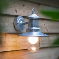 Garden Trading St Ives Ships Light - Galvanised