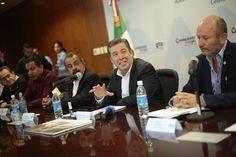 El gobernador Miguel Márquez participó en la presentación del Inventario Forestal y de Suelo, así como de los avances del Programa Estatal Forestal del Consejo Ciudadano – León, Guanajuato, 11 ...