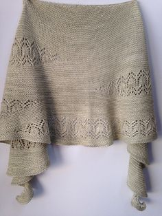 Ravelry: Project Gallery for Waiting For Rain pattern by Sylvia McFadden