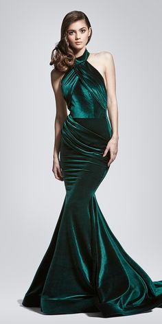 So chic, so Spencer.  This gown is timeless and classic...just like Spencer.  Walter Mendez Nora Gown | Pretty Little Liars