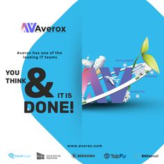 You think & it is done! Averox has one of the leading #IT teams in the world with over 20+ years' experience of creating top-notch #bespoke #solutions for top brands such as #Telenor, #Samsung, BT, #Siemens AG and many more big names. No matter what sort of bespoke development you need just contact us and we will bring your dream into reality.  Averox Solutions Ltd. Tel: +44 (0) 203-582-6971 Fax: +44 (0) 203-582-6974 Email: info@averox.com Marketing Automation, Business Marketing, Content Marketing, Social Media Marketing, Resource Management, Information Technology, One Team, Business Management