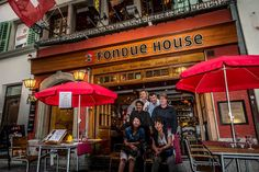 Fondue-House in Luzern - das letzte Fondue Fondue, Broadway Shows, Europe, House, Lucerne, Home, Haus, Houses