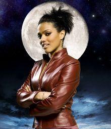 Freema Agyeman -- Dr. Martha Jones (Torchwood & Dr. Who)