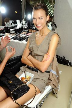 News: THE QUOTABLE KLOSS (Karlie Kloss at Chanel |GoRunway) - The Business Model