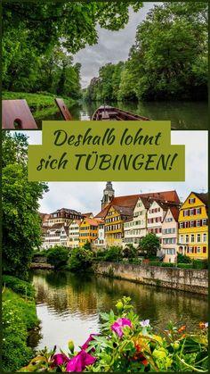 Tübingen zählt für mich zu den schönsten Städten Deutschlands. Erfahre jetzt, warum sich ein Besuch der Stadt lohnt! #badenwürttemberg #städtereise #tübingen Cities In Germany, Germany Europe, Germany Travel, Reisen In Europa, Timber Frame Homes, Most Beautiful Cities, Places To See, The Good Place, Travel Tips