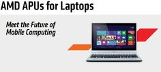 AMD is paving the way to a seamless laptop experience, enabling you to interact with technology your way. Learn more about AMD powered laptops here! You Get It, How To Get, Mobile Computing, Computer Technology, Enabling, Laptops, Finding Yourself, Game, Learning