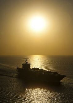 USS Enterprise on her final deployment. by Official U.S. Navy Imagery, via Flickr