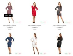 Flickways.com offers great fashion brands at affordable prices. Brands include Versace, Cerruti, Calvin Klein, Coccinelle, Ana Lublin and more, with products ranging from watches, handbags, dresses, shoes, underwears and more. Free shipping for orders over £100 for selected EU contries and 10% off first order with code '1STORDER10'. http://www.flickways.com #cerruti #bags #affordablefashion #versace #watch