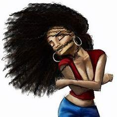 Tratamento para cabelos afros e cacheados com quiabo ! | Aprendiz de Cabeleireira - Blog sobre Cabelos, Beleza e Dieta
