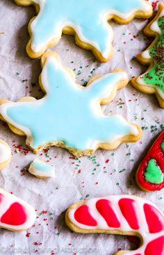 Every holiday table needs classic sugar cookie cutouts!  #DiamondCrystalSalt