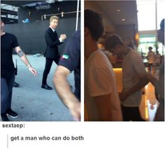 Rap Monster is a man who can do both^.^