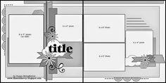 C'est La-Vie Designs Unltd., LLC: Back to School Layout - Sept Guest Designer for Scrapstuffz