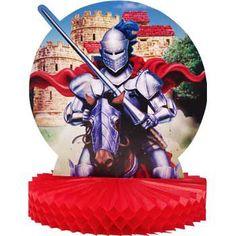 Medieval Knight Centerpiece