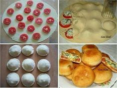 🍕Pizza Tutorials🍕 Like 4⃣ More👍 #TipIt Food Tags, Muffin, Pizza, Pudding, Snacks, Breakfast, Desserts, Blog, Recipes