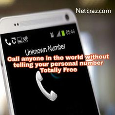 Call free in any country  Call anyone in any country for free without showing own number  Disclaimer- I or Netcraz does not support any illegal activity. This tutorial only for educational purpose. Below mentioned service are strictly monitor every user I.P.(Internet Protocol) address.Do not use these services for public threat or Criminal causes.   World getting anonymous people prefer to be anonymous for their security purpose so it's safe and good decision.People and every social users…