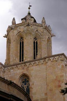 Catedral de Santa Maria, Tarragona, Cataluña,