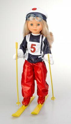 Nancy. Yo quise ser esquiadora. #Nancy #dolls #muñecas #poupeés #juguetes #toys #bonecas #bambole #ToyStore