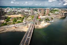 I need a house here in the future!!! Love this place-Victoria island , nigeria