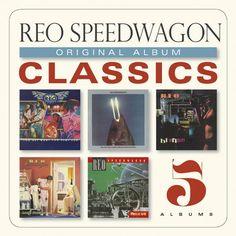 Reo Speedwagon - Original Album Classics