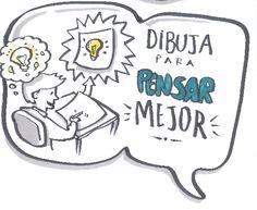 Pensamiento Visual o Visual Thinking y su aplicación en el aula | Blog de educacion Visible Thinking, Flipped Classroom, Art Classroom, Visual Learning, Ways Of Learning, Learning Styles, Visual Note Taking, Visual Map, History Teachers