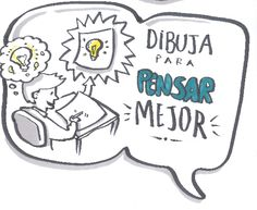 Pensamiento Visual o Visual Thinking y su aplicación en el aula | Blog de educacion #visualthinking