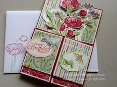 Card in a box, Simply sketched -  Elizabeth Gross(Rockhampton,QLD) Simply Sketched, nature walk and Organic Grace thanks to the fabulous Tanya Bell for her great video for all the instructions.  More details on my attempt on my blog http://lillylovespaper.blogdspot.com.au