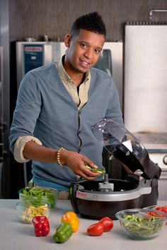 Chef Roble Soul Food Recipes